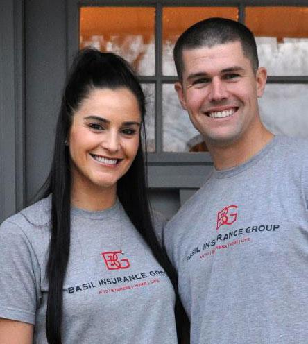 Melissa & Drew Basil